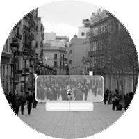 MÒDUL D'HABITATGE MÍNIM PER INSTAL·LACIÓ TEMPORAL AL CENTRE DE MADRID